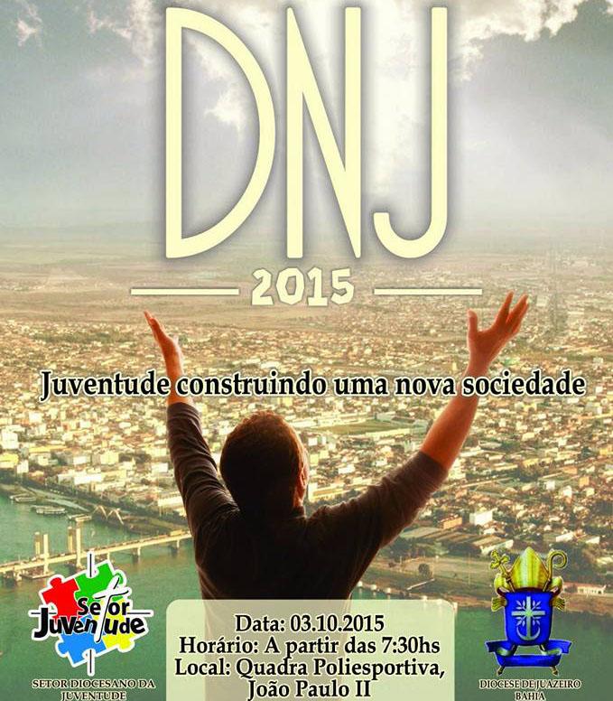DNJ de Juazeiro da Bahia terá acolhida da imagem peregrina de Nossa Senhora Aparecida
