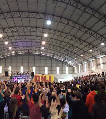 Diocese de Joinville (SC) celebra DNJ 2015