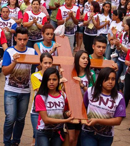 DNJ na Diocese de Caratinga, em Minas Gerais