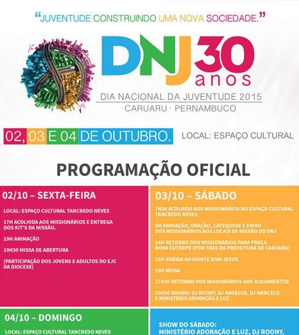 Diocese de Caruaru (PE) celebra o Dia Nacional da Juventude