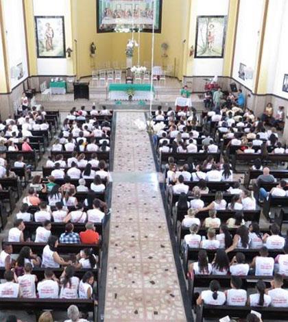 DNJ da Diocese de Itumbiara, Goiás