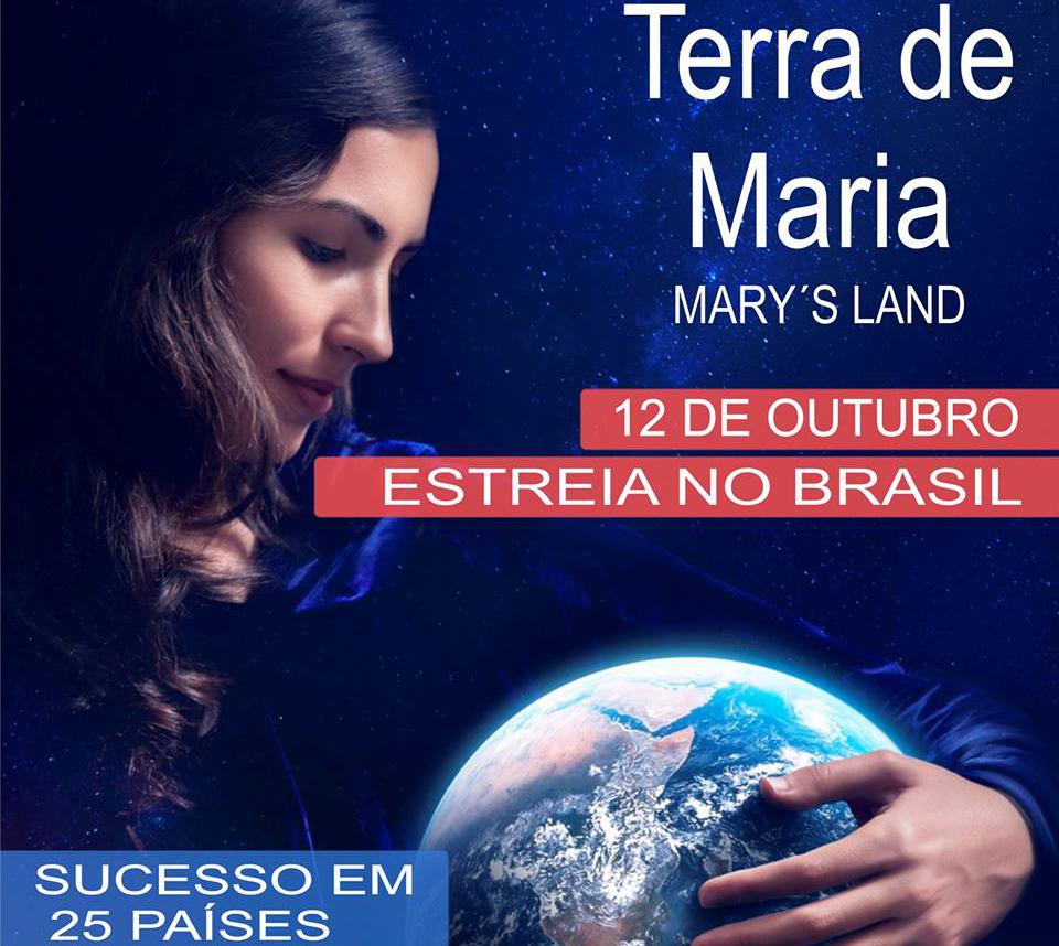 Filme sobre a Virgem Maria será exibido em todo país a partir do dia 12
