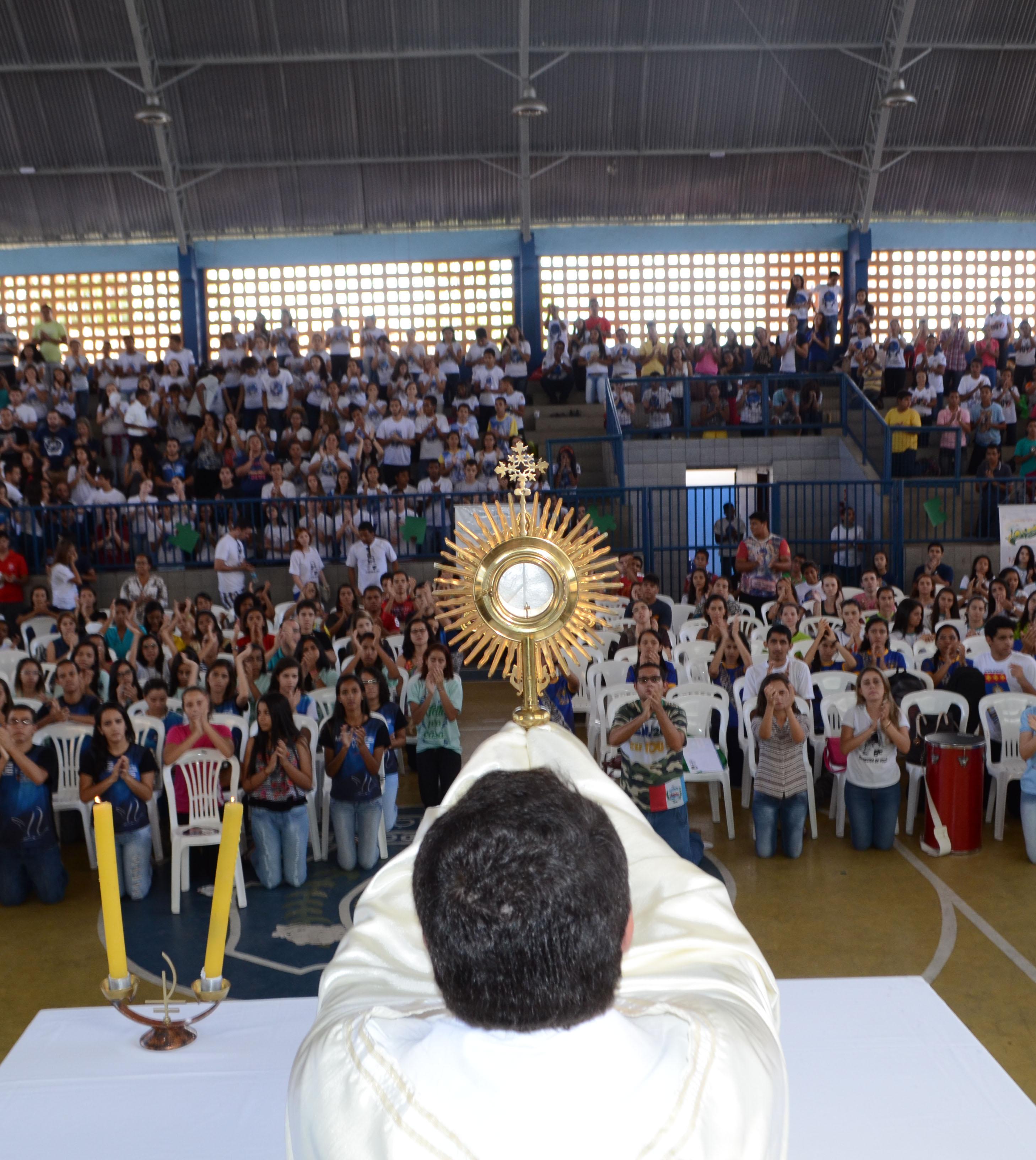 Jovens de Maceió celebraram DNJ no último domingo