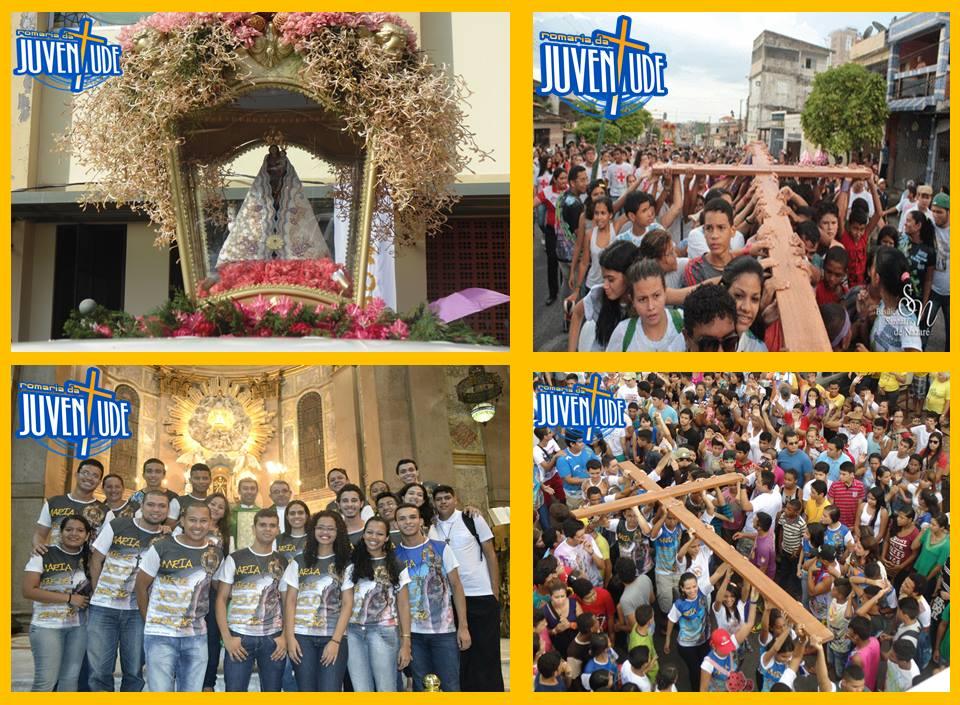 Círio de Nazaré 2015: Romaria da Juventude acontece neste sábado