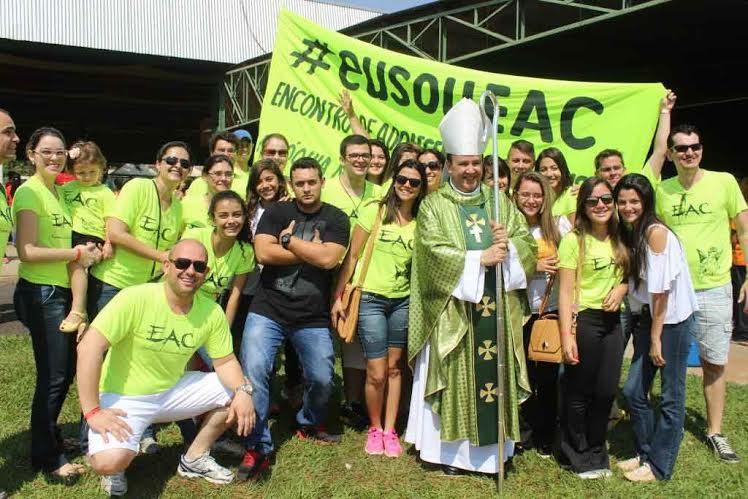 Bispo relata experiência do DNJ em São José do Rio Preto