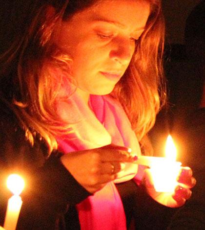 Vigília com a Juventude celebra peregrinação da Imagem dos 300 anos