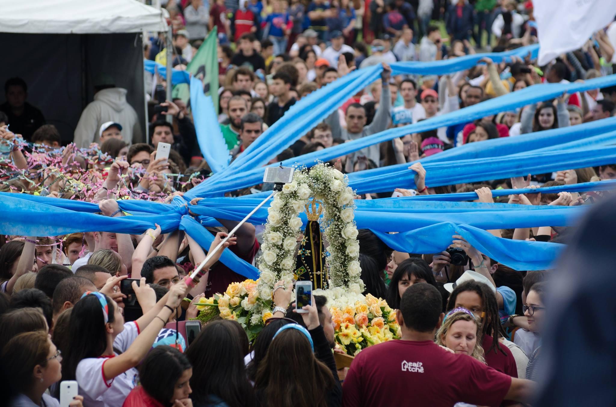 Gaúchos celebram Bote Fé