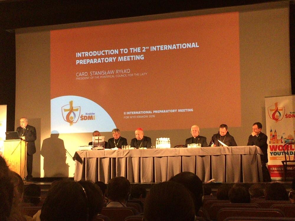 Brasil participa do Encontro Internacional de Delegados, em preparação para JMJ