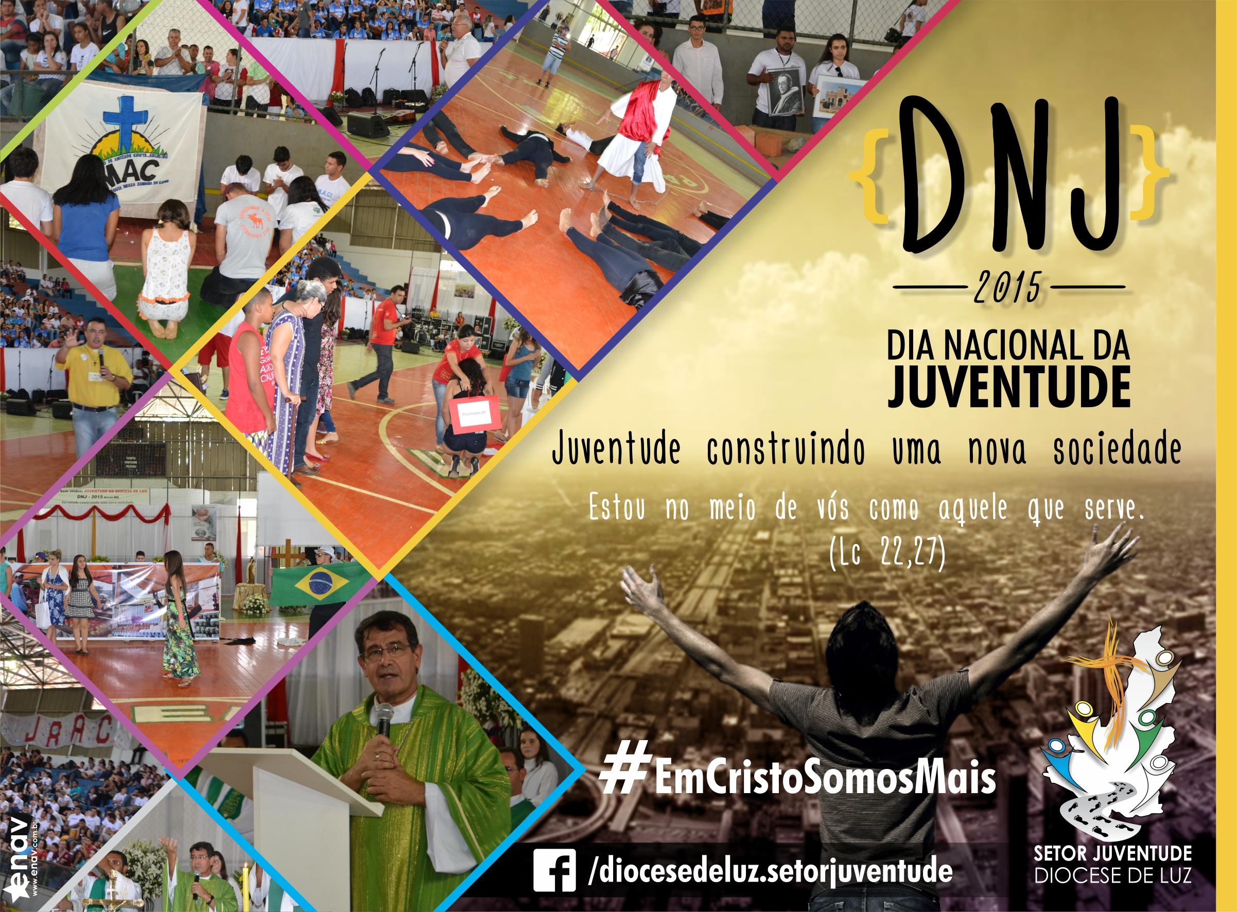 DNJ em Arcos (MG) prepara centenário da diocese em 2018