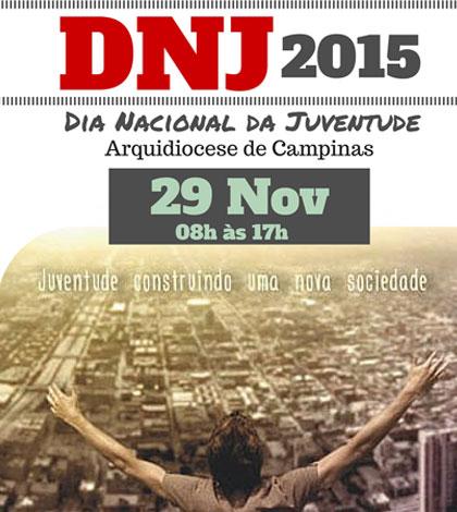 Dia Nacional da Juventude na Arquidiocese de Campinas (SP)