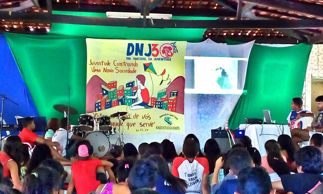 Diocese de Brejo (MA) celebra o DNJ ao longo de todo o fim de semana