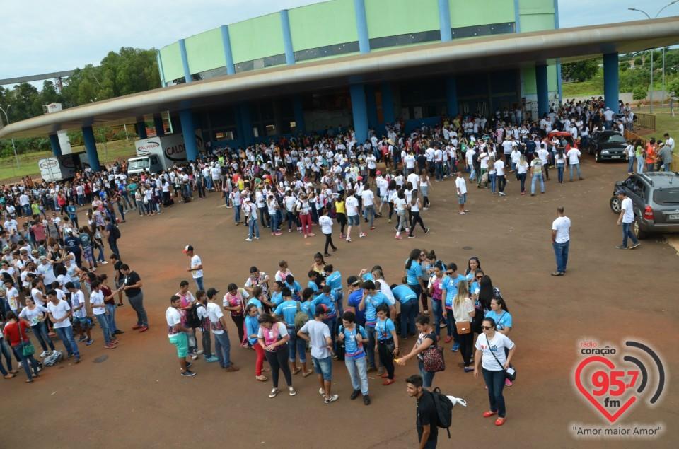 Jornada Diocesana da Juventude em Maracaju (MS) reúne mais de 2 mil jovens