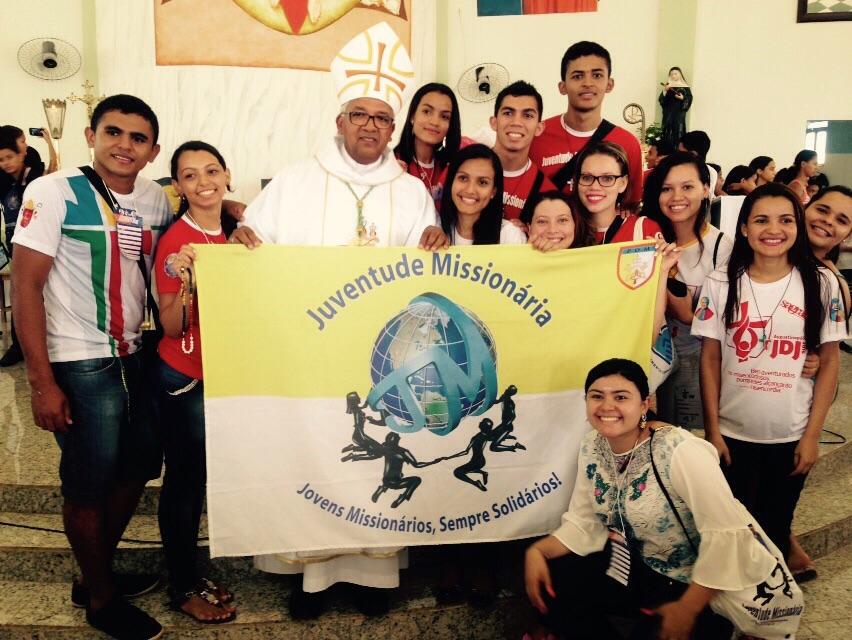 Diocese de Tocantinópolis realiza 2ª Jornada Diocesana da Juventude com experiências marcantes de missão