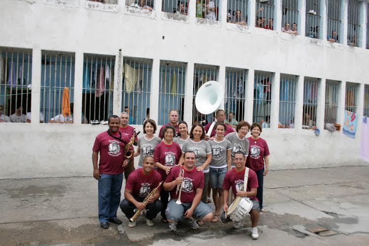 Pastoral Carcerária de Florianópolis realiza Natal dos presos