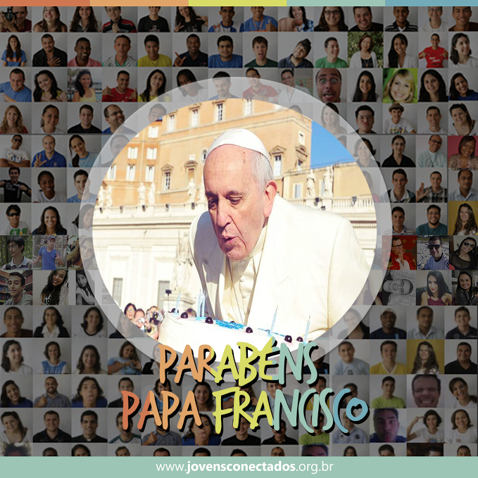 Papa Francisco celebra 79 anos