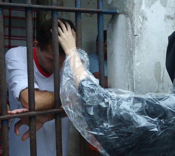 Juventude catarinense leva a presídios espetáculo de teatro sobre vida de Santo Agostinho