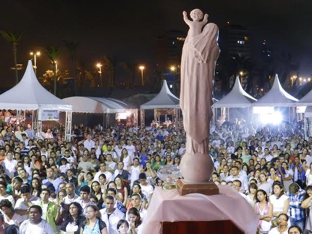 Réveillon da Paz promete animação e oração
