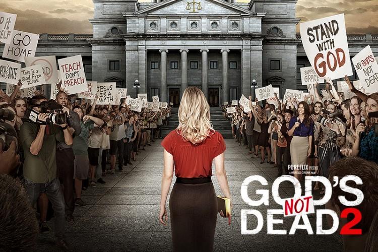 Deus Não Está Morto 2 já tem data de estreia no Brasil