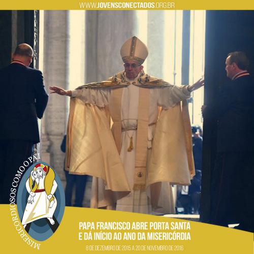 Sete conselhos do Papa para viver bem o Ano da Misericórdia