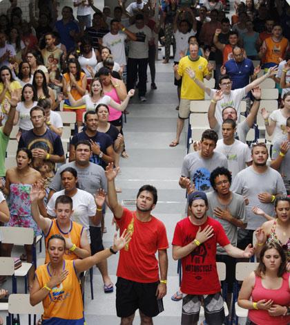 13 anos de Missão Jovem no Litoral Paranaense
