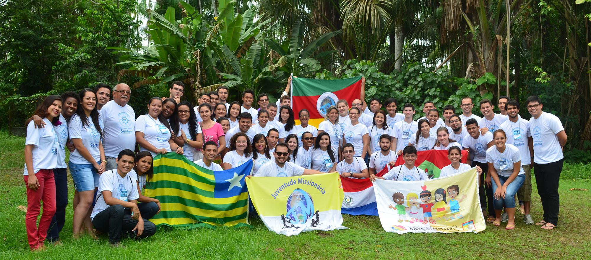 Animadores das Obras Missionárias realizam missão no Pará