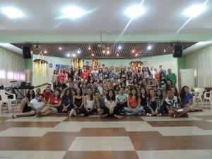 Jovens lançam desafios pelo Mundo Unido no Carnaval