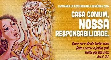 CNBB e Conic abrem Campanha da Fraternidade Ecumênica 2016