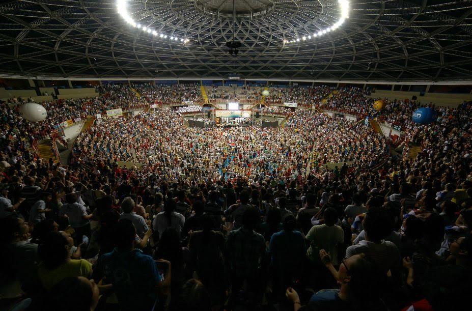 Retiro de Carnaval acontece simultaneamente em 80 cidades