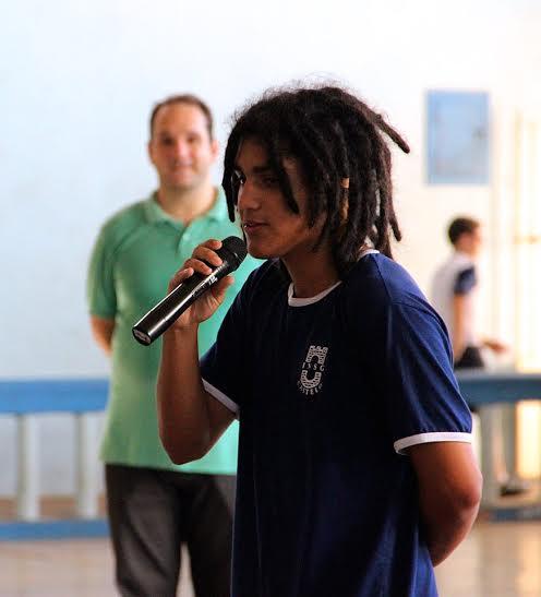 Jovem compõe rap sobre tema da Campanha da Fraternidade