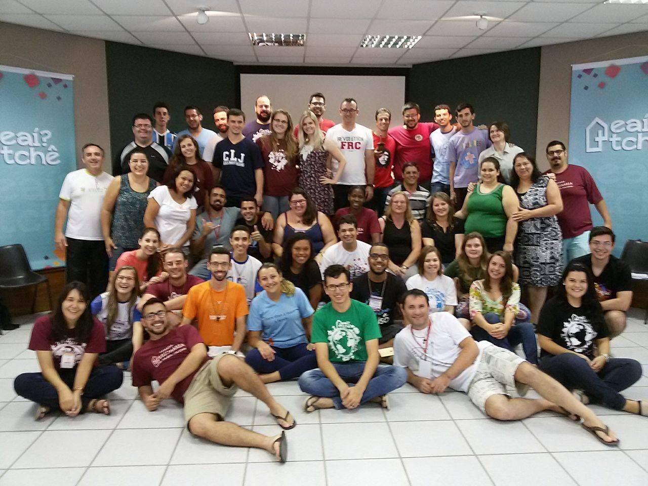 Eai?Tchê: Regional Sul 3 planeja evangelização para a juventude