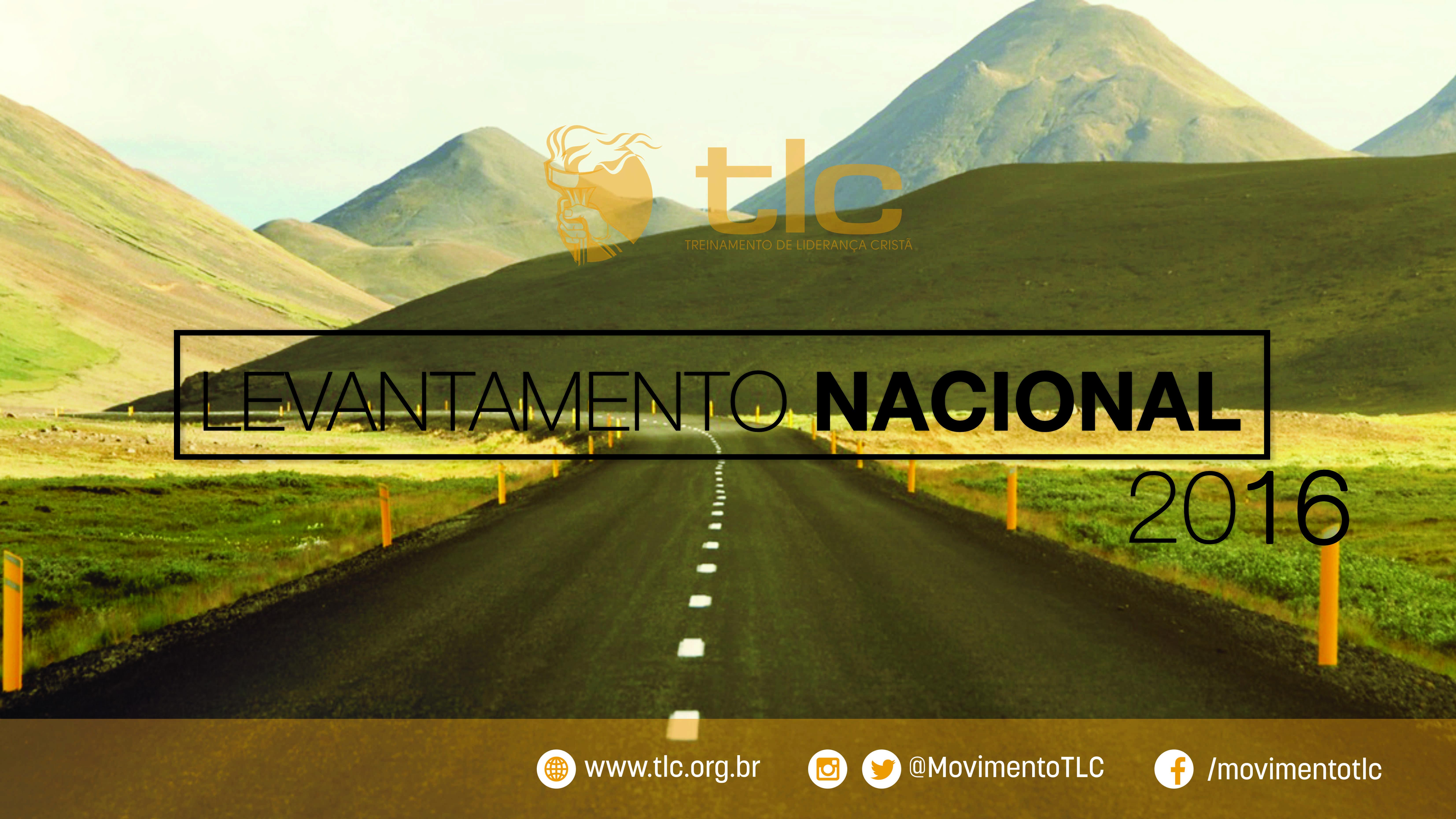 TLC lança Levantamento Nacional para coordenadores do movimento de todo Brasil
