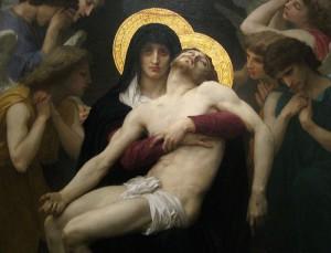 Pietá-Bouguereau