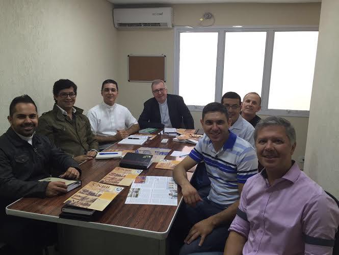 Regional Sul 1 realiza Reunião de Animação e evangelização da juventude