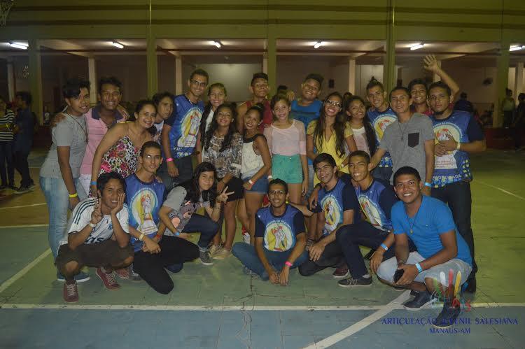 No Amazonas, salesianos promovem madrugada jovem