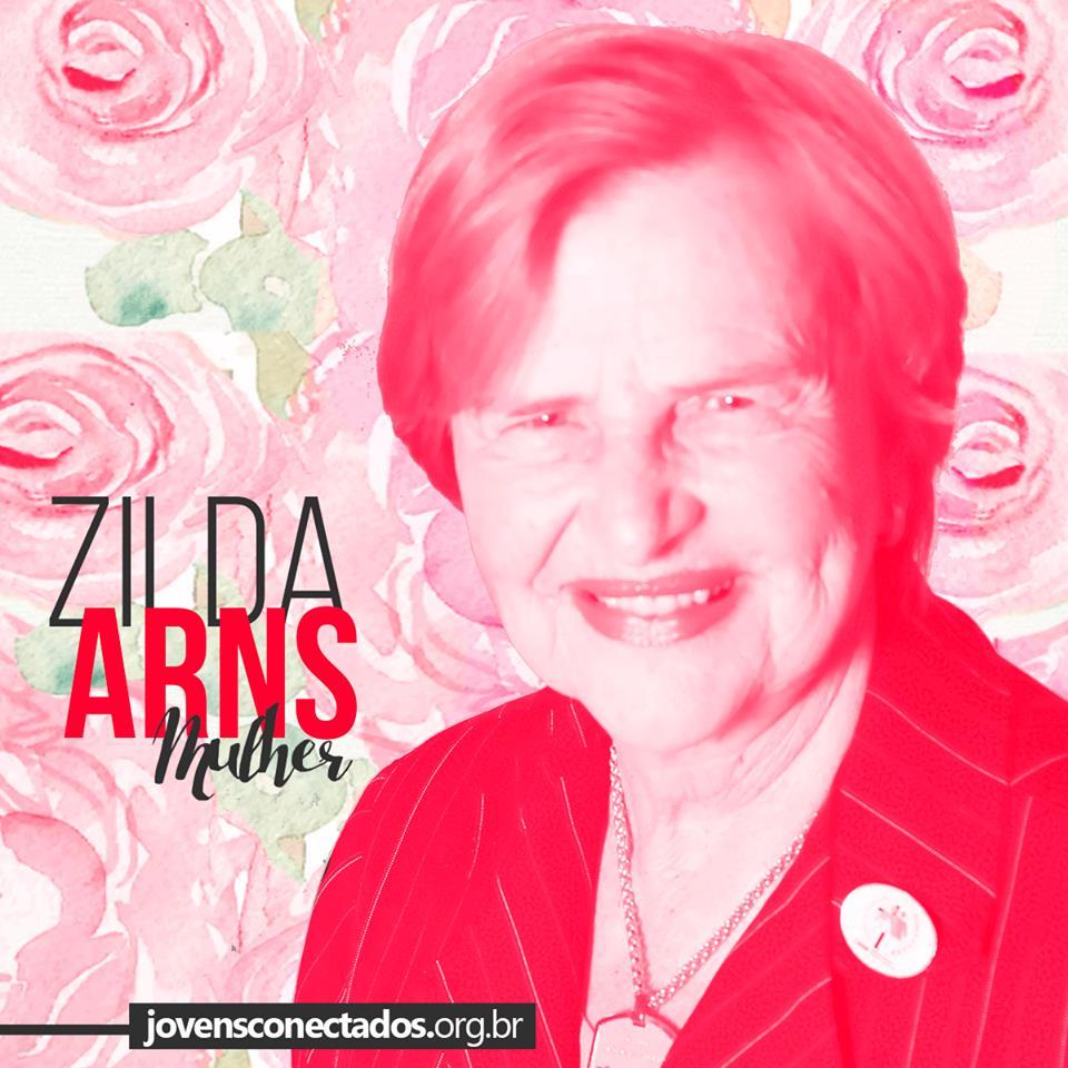 Zilda Arns, uma vida doada por amor