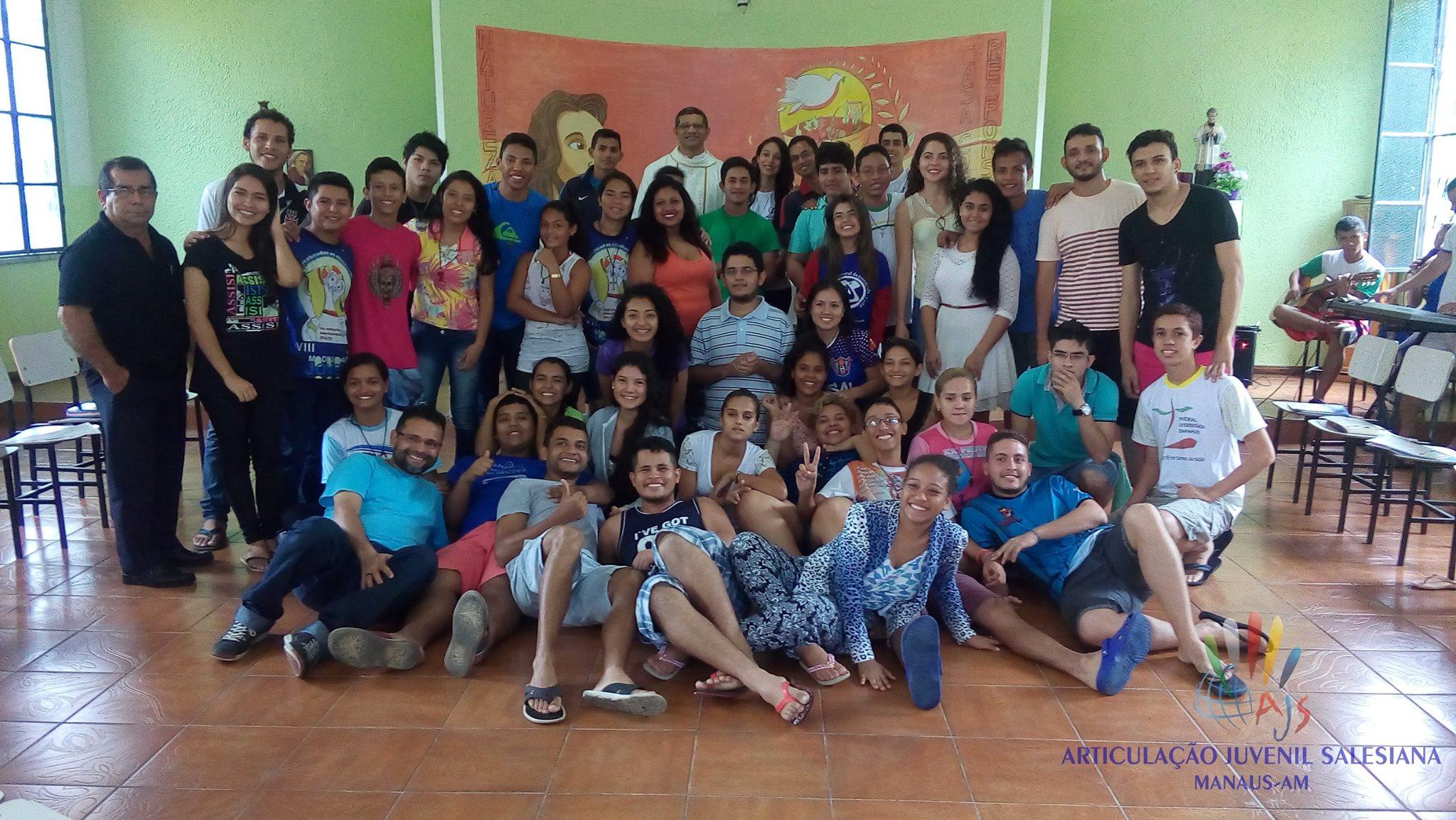 Jovens líderes salesianos se reúnem em Manaus para curso de formação