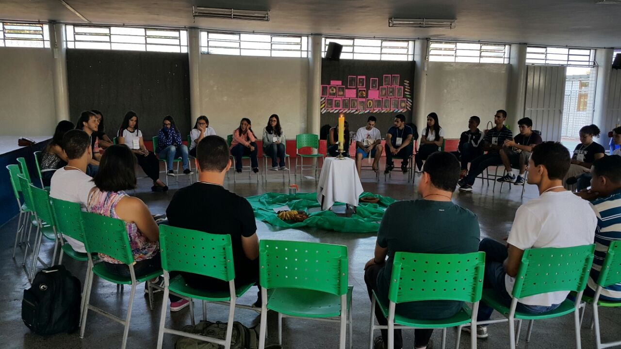 Salesianos realizam formação para lideranças juvenis em Minas Gerais