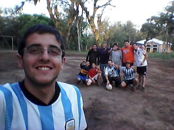 Espalhando Esperança: jovem se dedica ao projeto na Argentina