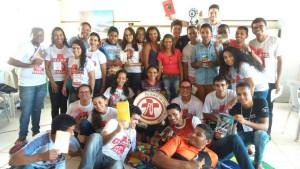 Foto: Pastoral da Juventude - Caxias do Maranhão.