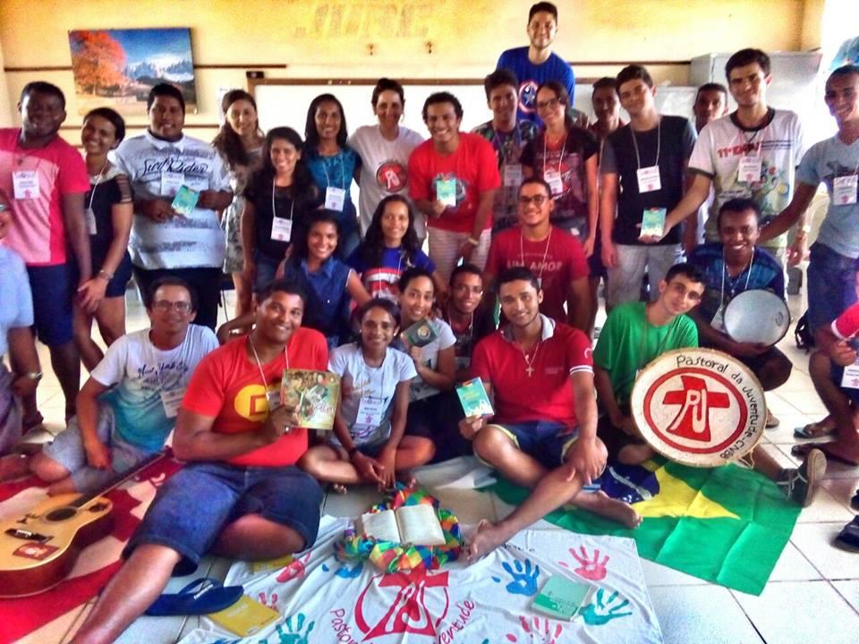 PJ de Caxias no Maranhão realiza 1ª Etapa de Escola de Formação