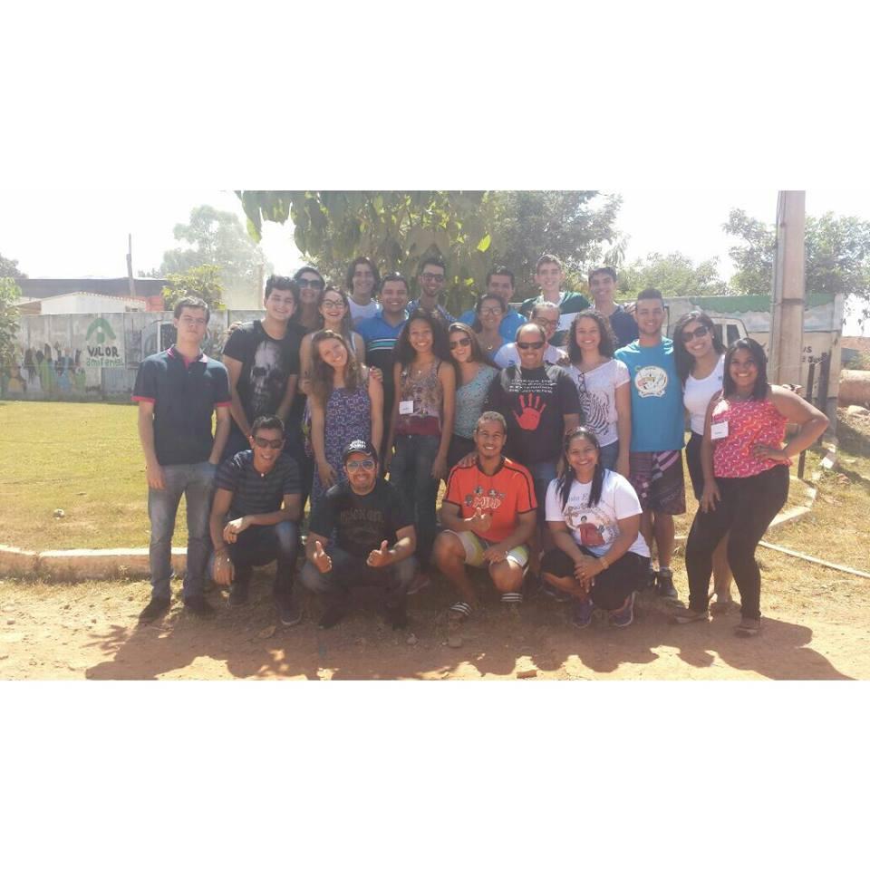 Jovens líderes recebem capacitação em Província Estigmatina