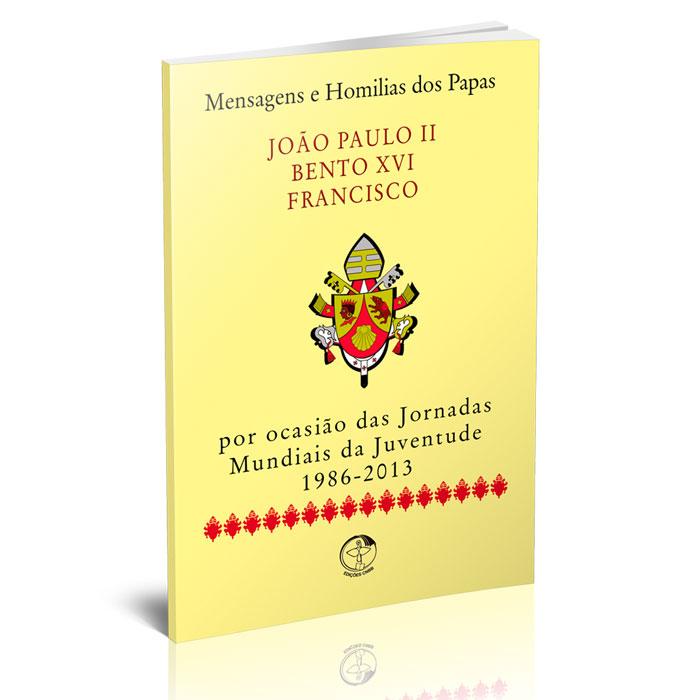 CNBB lança coletânea de mensagens e Homilias dos Papas João Paulo II, Bento XVI e Francisco