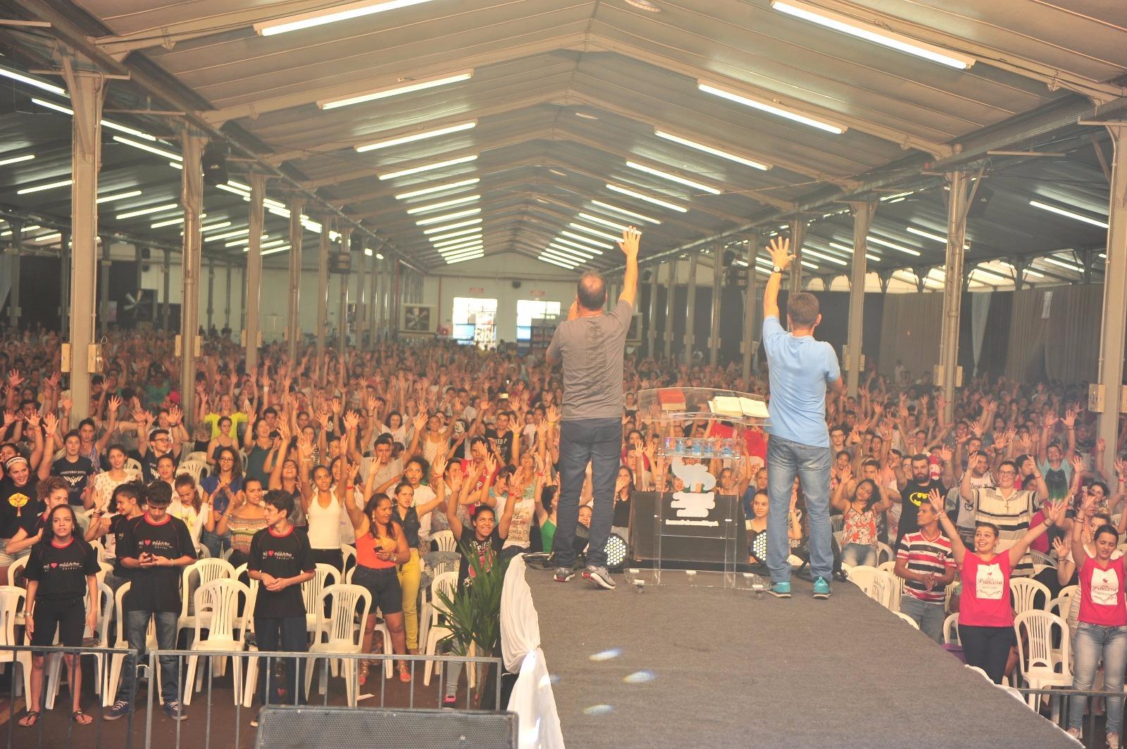 Movimento de Cascavel promove encontro com mais de 25 horas de música e louvor