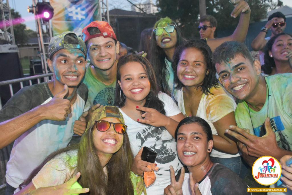 """""""Connect: festa das cores"""" abre os preparativos para JDJ em Rondonópolis – Guiratinga"""