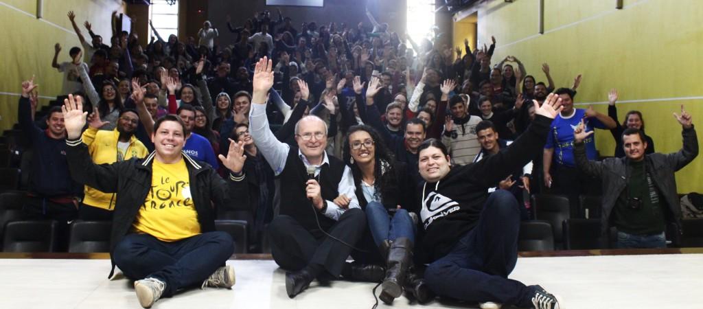 Foto: Setor Juventude - Arquidiocese de Curitiba.
