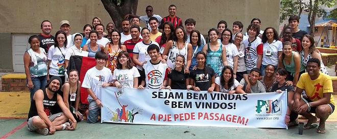 PJE do Brasil 2012