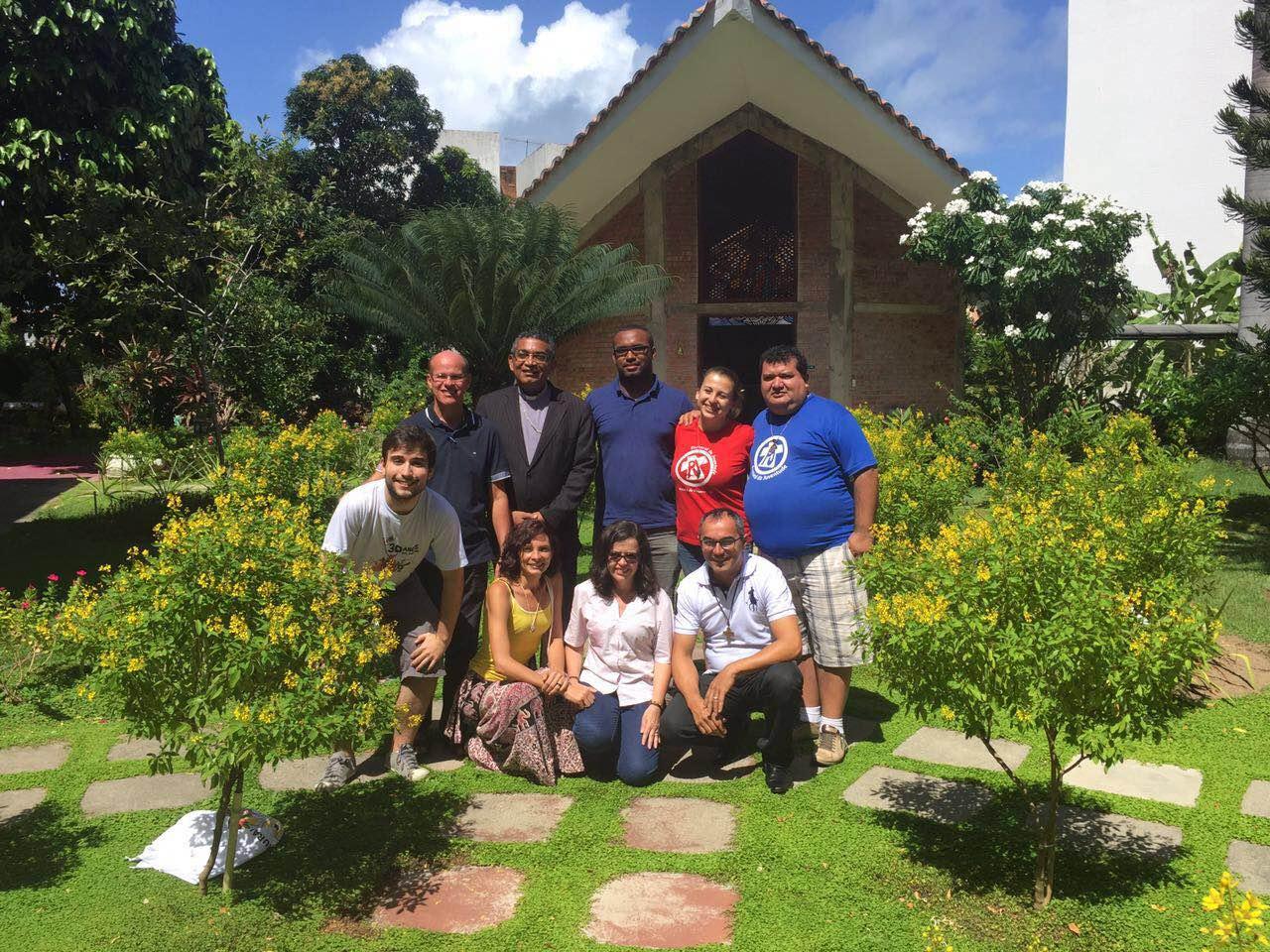Representantes nacionais das Pastorais da Juventude se reúnem com Comissão para Juventude