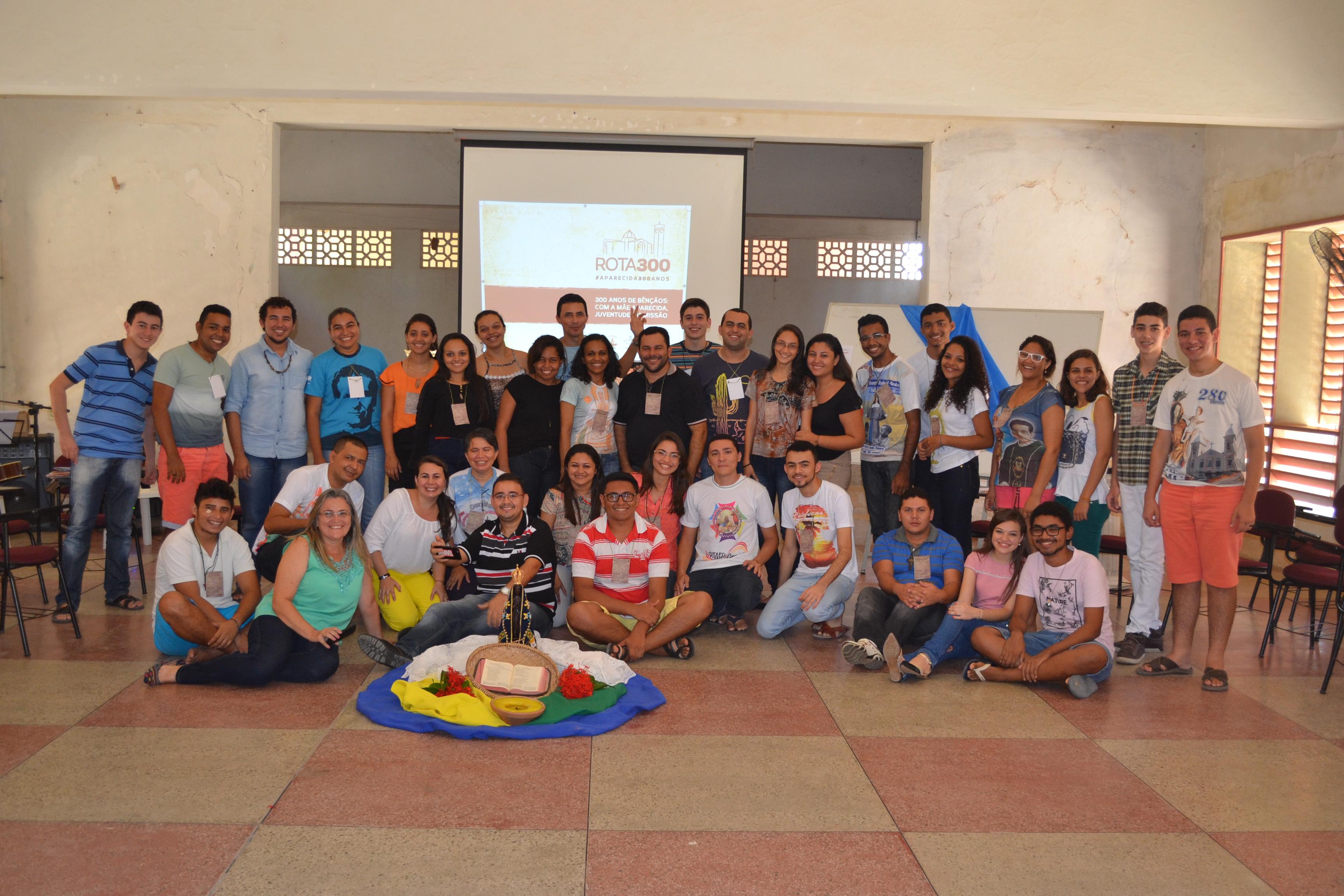 Assembleia da Juventude reúne líderes da Diocese de Limoeiro do Norte, no Ceará
