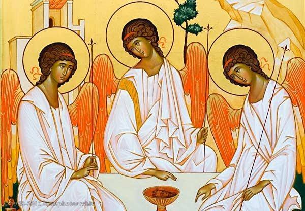 A Festa da Santíssima Trindade
