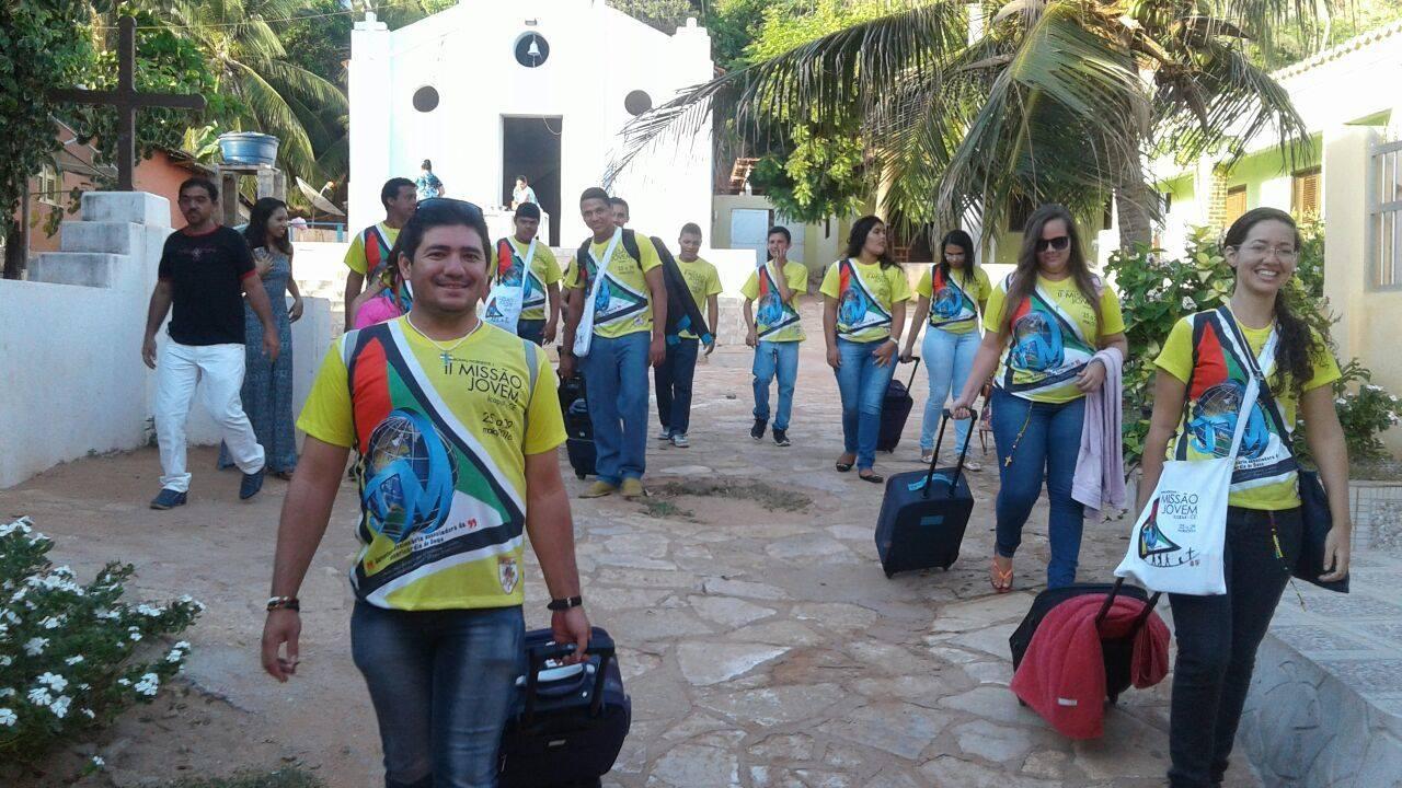 II Missão Jovem da Juventude Missionária acontece no Regional Nordeste I da CNBB